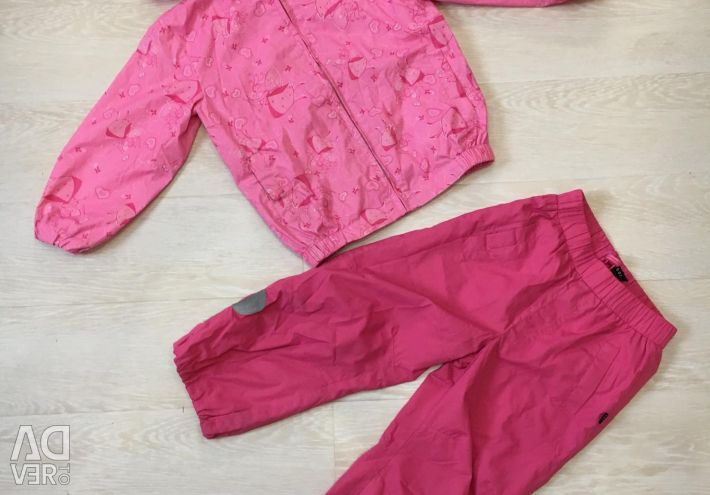 Kit. Jacket / windbreaker + pants, bogi, p. 98