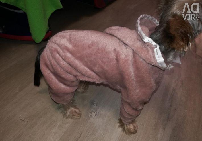 Комбенизон для собак