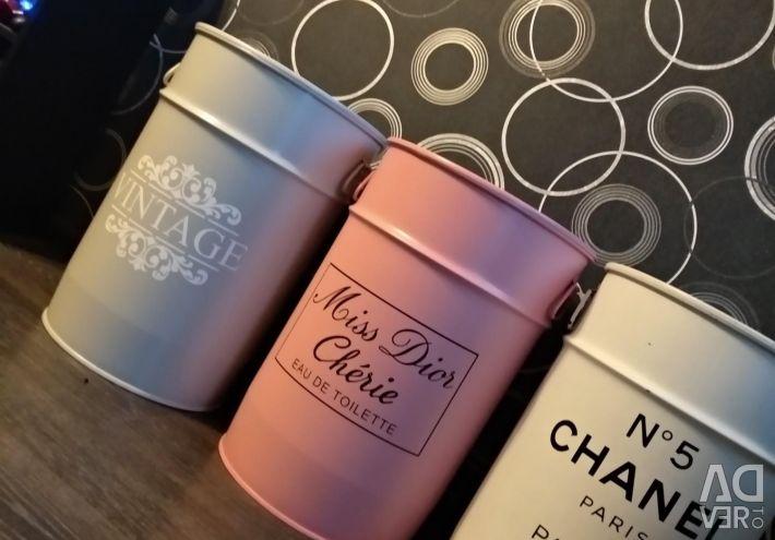 Interior barrel Vintage Miss Dior Chanel