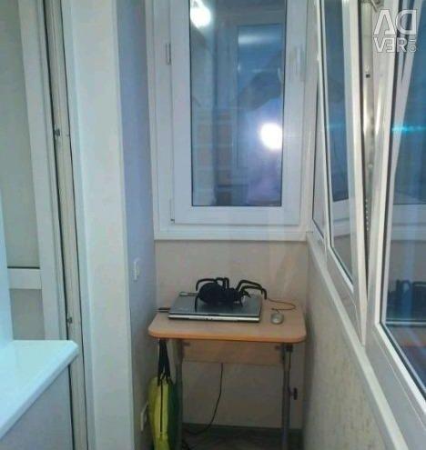 Daire, 1 oda, 33 m²