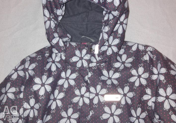 Куртка зимняя Reima 134 +6