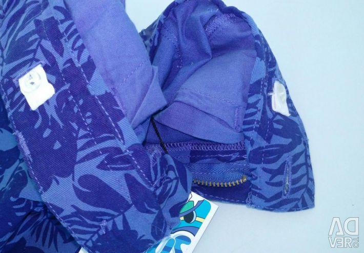Pantaloni noi Futurino 98 p cu etichetă