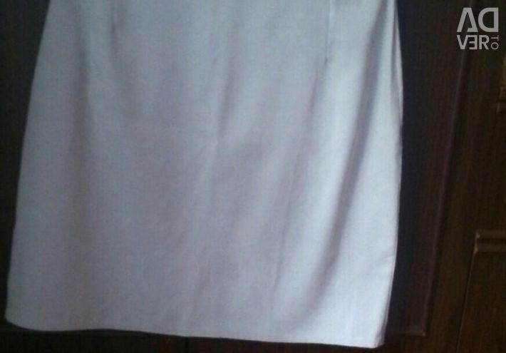 Костюм женский ( юбка и пиджак )