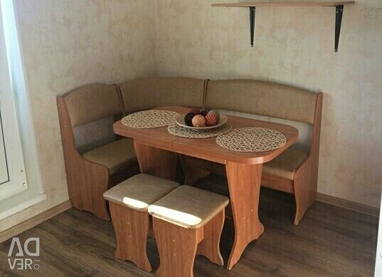Kitchen corner new