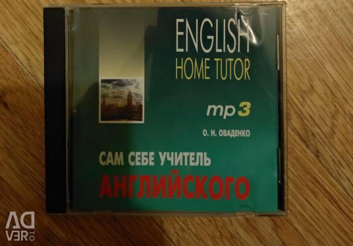 """Curs audio """"Yourself an English teacher"""" (CD / mp3) 16"""
