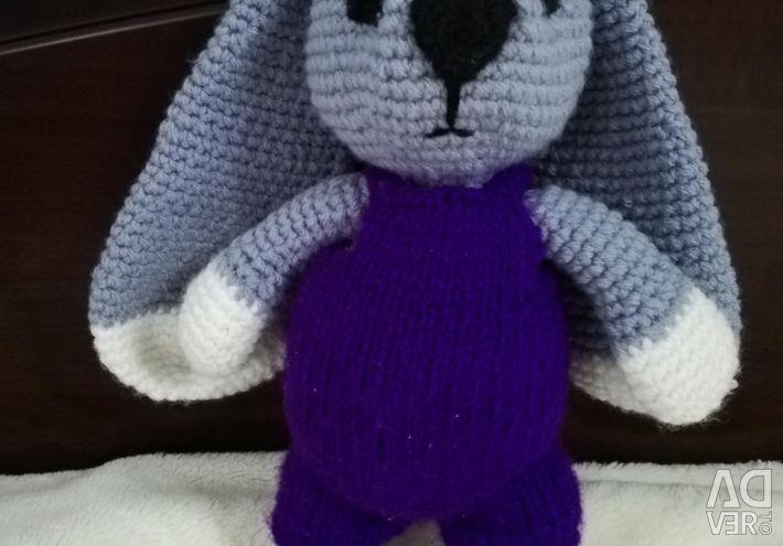 New handmade bunny