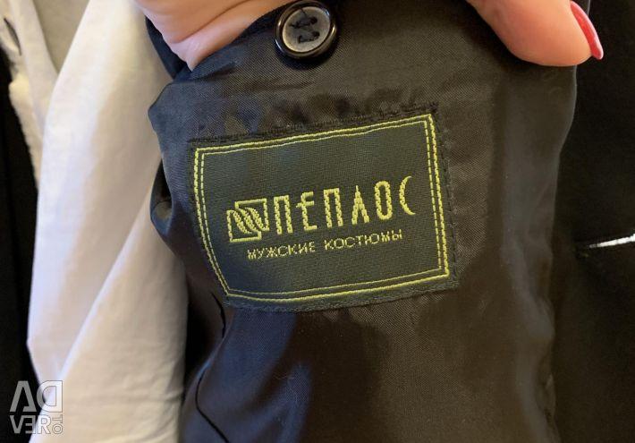 Ανδρικό κοστούμι Peplos με πουκάμισο και γραβάτα