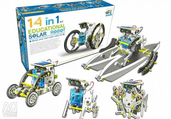 Constructor Solar 14 in 1