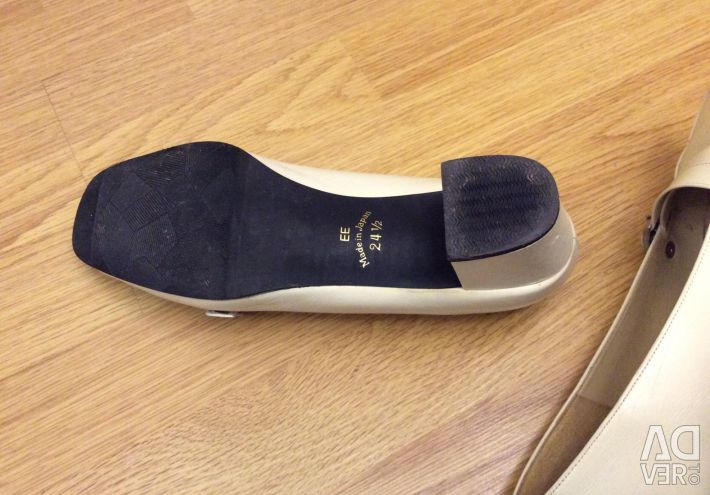 Pantofi din piele prestigioasă Grand Prix