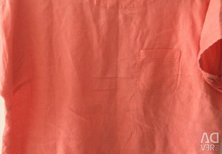 Λευκά σατέν σελ.46-48, λινάρι 46-48