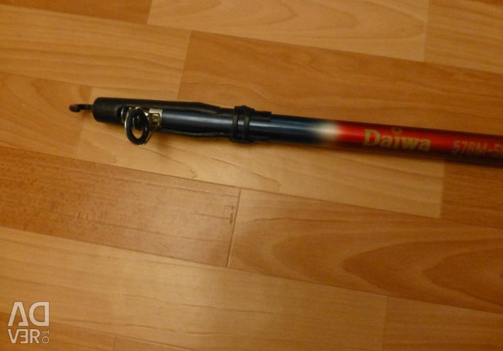 Rod telescopic Daiwa (5m) Coreea