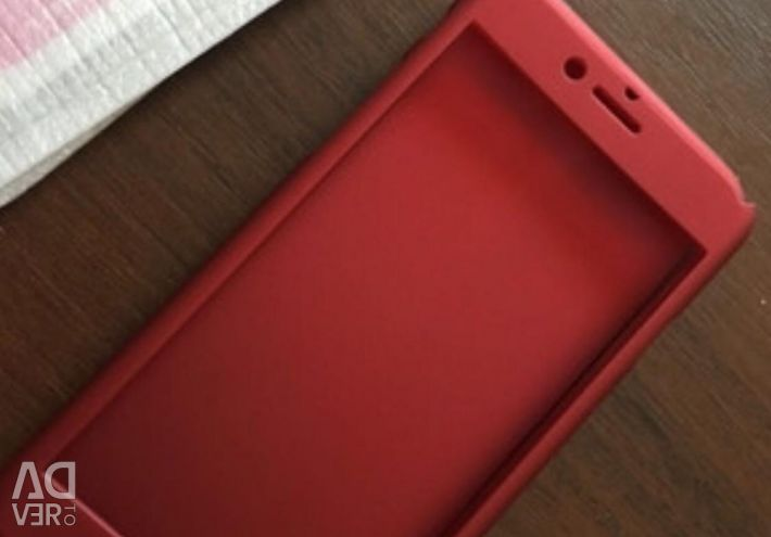 İPhone 6 ve 6 + yeni için kapak. Akmescit