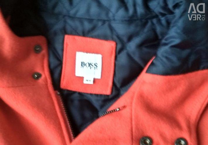 Coat Hugo boss.