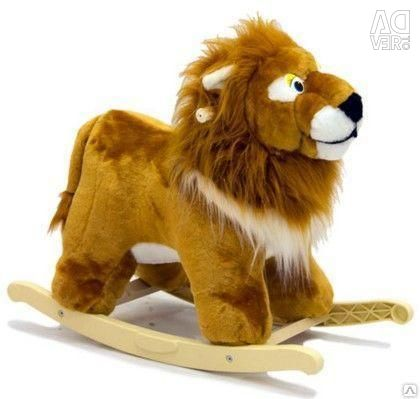 Rocking chair Lion soft