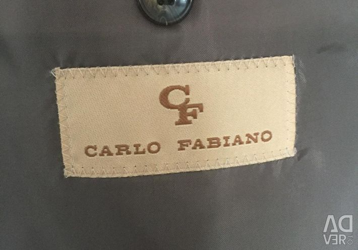 Carlo Fabiano kostümü + kravat