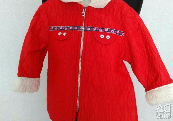 Παλτό για ένα κορίτσι (ρετρό, ΕΣΣΔ)