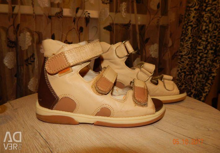 Sandale ortopedice MEMO