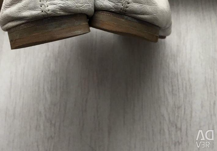 Μπαλέτα λευκά μανία grandioza πρωτότυπο