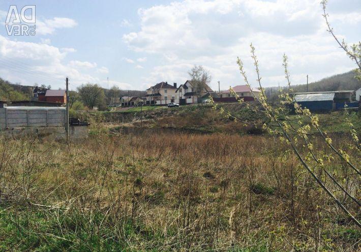 Plot, 15 hundred., Settlement (IZHS)