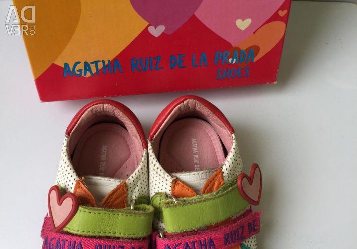 Ayakkabı AGATHA RUIZ DE LA PRADA