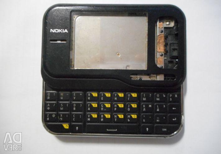 Nokia 6760s-1 repair