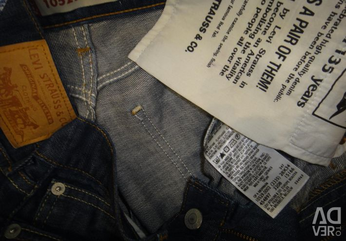 Jeans Levi Strauss & co original from Germany