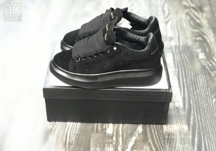 Alexander McQueen spor ayakkabı siyah