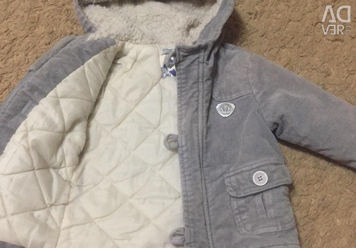 Jachete pentru băieți toamnă