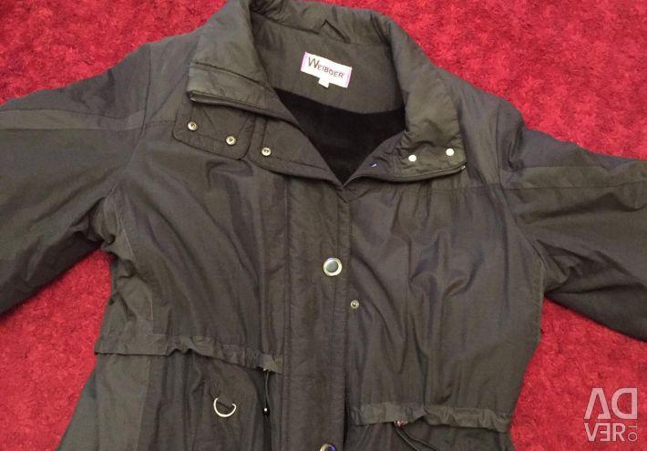 Kışlık ceket boyu 54