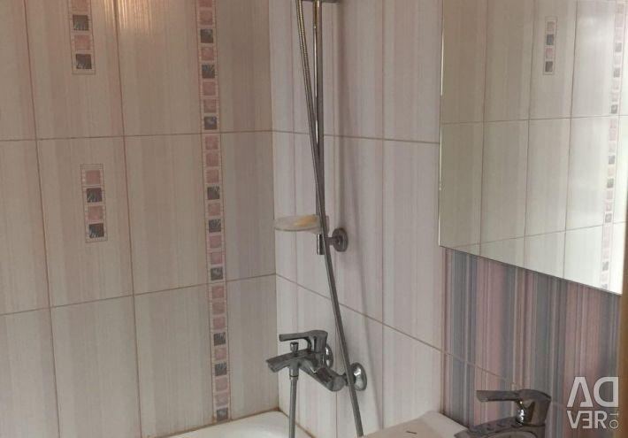 Apartment, 1 room, 38 m²
