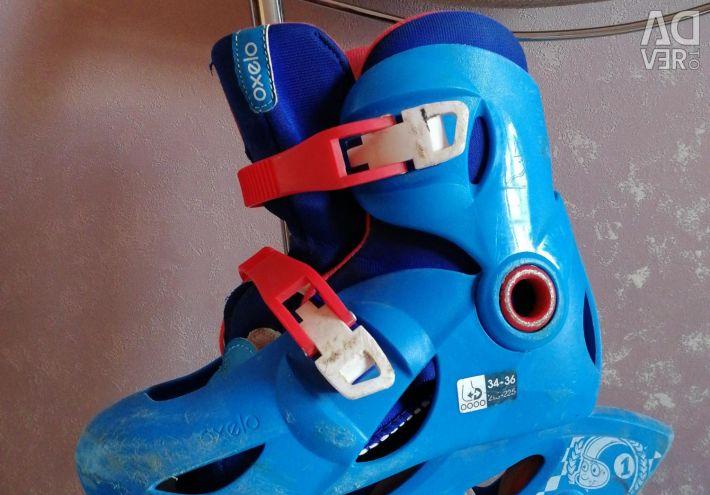 Children's rollers