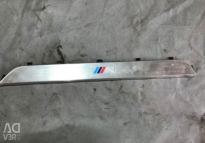 Cover sill BMW E87 51777139161