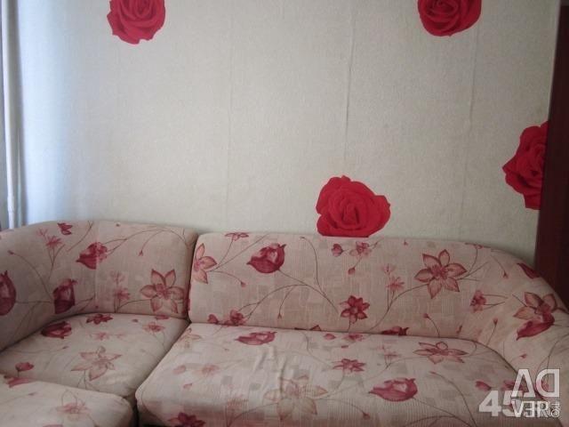 Apartment, 2 rooms, 40 m²