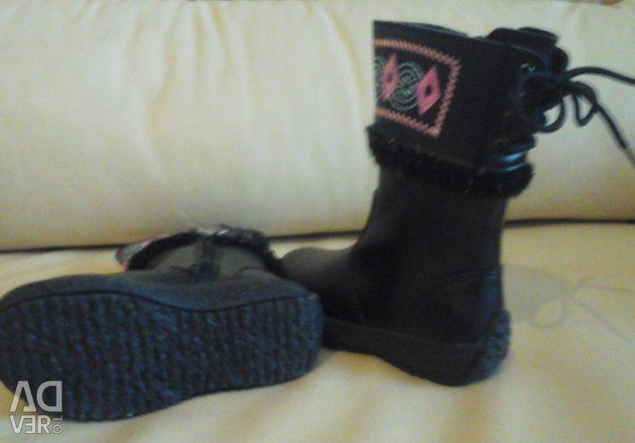 Noto kids new boots