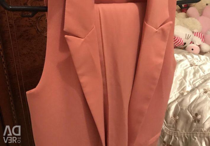 Costume color peach