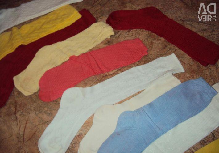 Kız için çorap