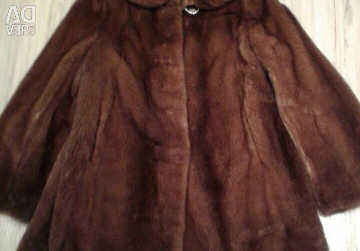 ??? Mink coat