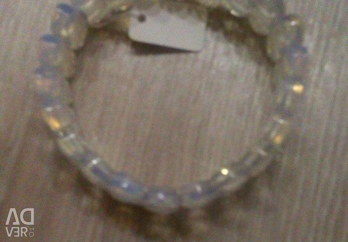 Bracelet moonstone (new)