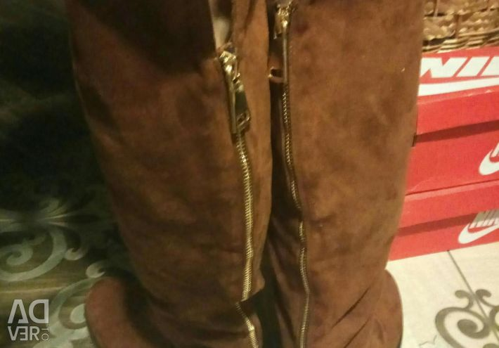 Νέες μπότες γυναικών χειμώνα γυναικών37,38,39