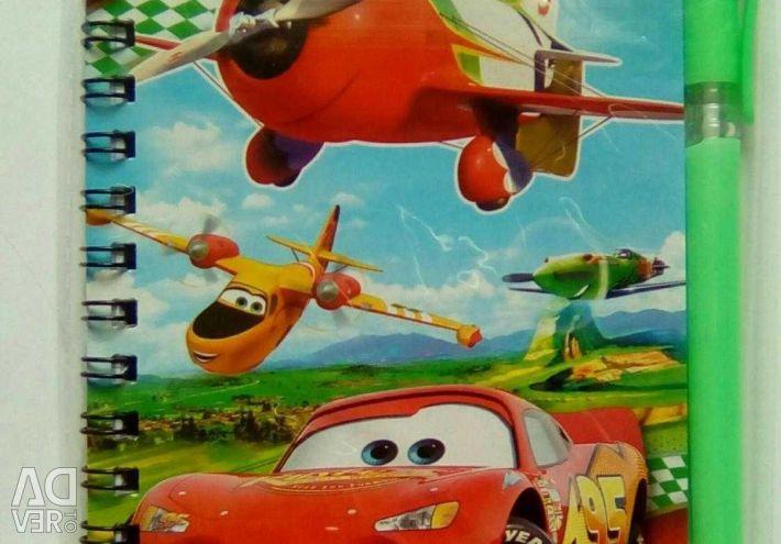 Notebooks for boys