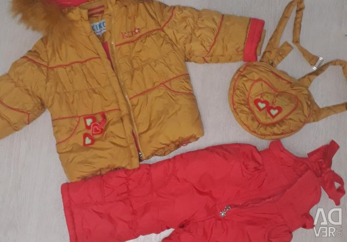 Winter kit 86 p.