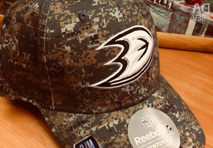 Beyzbol şapkası NHL Anaheim Ördekler new.Original