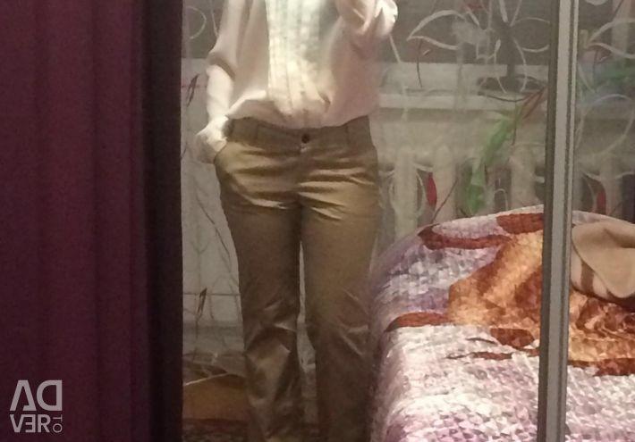 Trousers MANGO