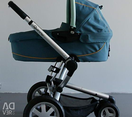 Stroller quinny buzz 2 in 1