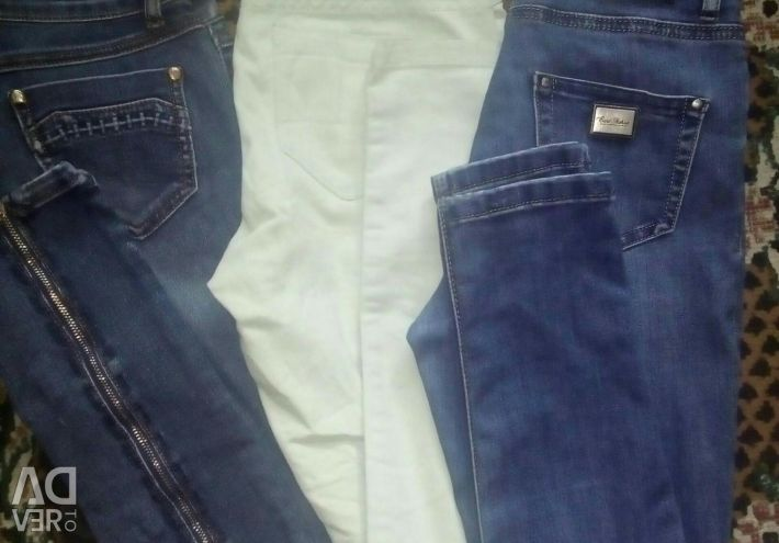 Jeans p 42-44 price for all