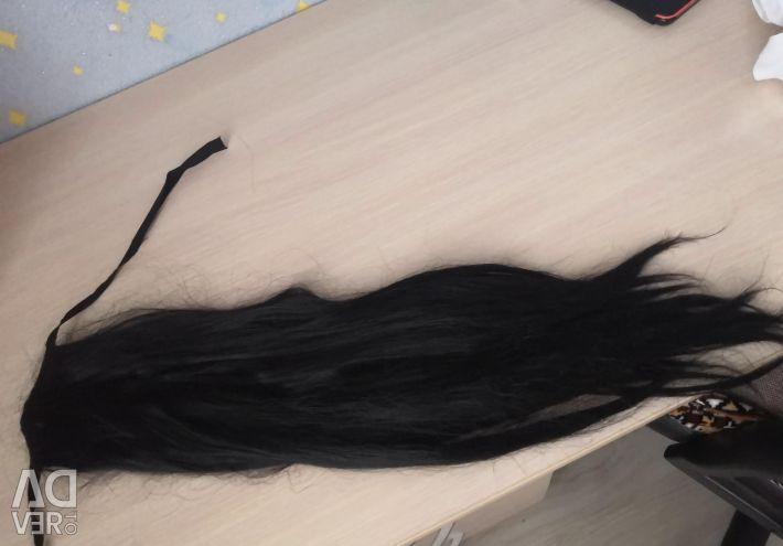 Tail black bu