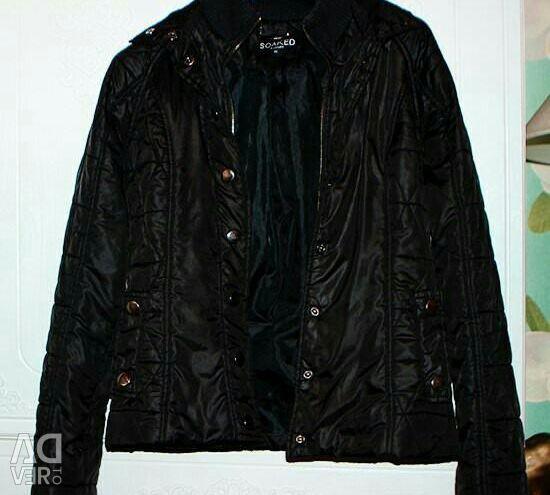 Dark Brown Jacket Soaked Size XS 42-44