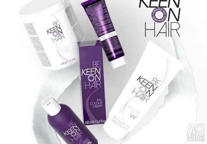 KEEN Профессиональный уход за волосами