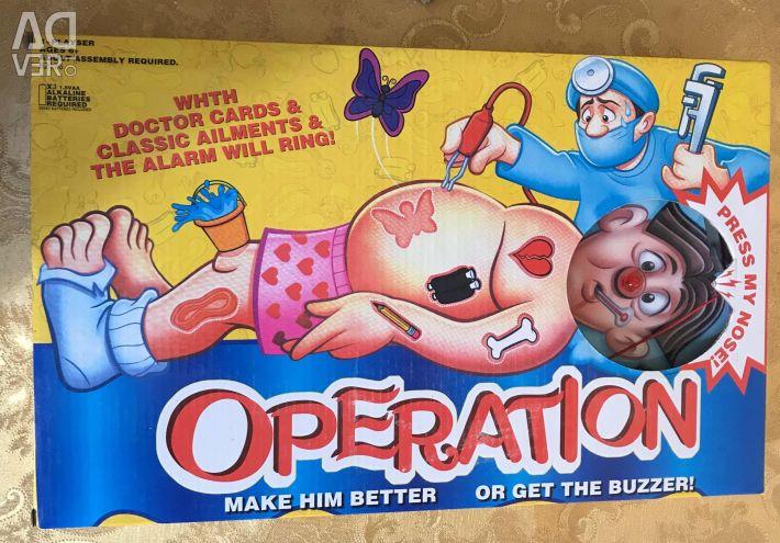Joc de operare