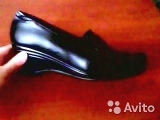 40-inch low-heeled shoes
